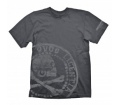 "Uncharted 4 T-Shirt ""Pirate Coin Oversize Print"","