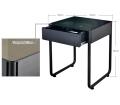 Lian Li DK-Q1H Számítógépasztal - Fekete