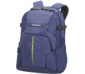 "Samsonite Rewind Laptop Backpack M 16"" Dark Blue"