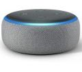 Amazon Echo Dot 3 okos hangszóró világosszürke