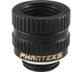 Phanteks Glacier M-F Rotary Adapter fekete