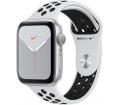 Apple Watch S5 Nike 44mm ezüst/fehér Nike sportsz.