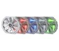 BitFenix Spectre PRO LED White 230mm Fehér