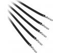 BitFenix Alchemy 2.0 5db modul. kábel 60cm fekete