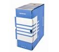 Donau Archiváló doboz, A4, 155 mm, karton, kék