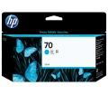 HP 70 130 ml-es ciánkék