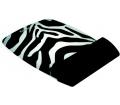 Fellowes zebracsíkos szilikonos csuklótámasszal