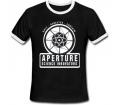 "Portal 2 T-Shirt ""Aperture Classic"", M"
