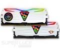 GeIL Super Luce RGB Sync 2400MHz Kit2 8GB fehér