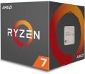 AMD Ryzen 7 1800X dobozos, hűtő nélkül