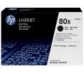HP 80X 2 darabos nagy kapacitású fekete