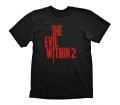 "The Evil Within 2 Póló ""Vertical Logo"", M"