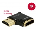 Delock HDMI with Ethernet – HDMI-A female