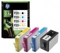 HP 920XL CMYK OfficeJet kombinált csomag