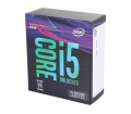 Intel Core i5-8600K dobozos