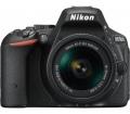 Nikon D5500 + AF-P 18-55 VR Kit