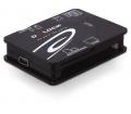 Delock USB 2.0 minden egyben