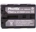Phottix Li-ion akkumlátor NP-FM500H