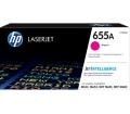 HP 655A bíbor