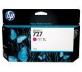 HP 727 130 ml-es bíborvörös