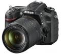 Nikon D7200 + 18-140 VR Kit