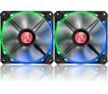 Raijintek Macula 12 Rainbow RGB 2-es csomag