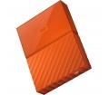 WD My Passport USB3.0 1TB narancs