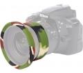 easyCover Lens Rim (objektívperem) 72mm terepmint.