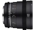 Samyang 50mm T1.5 VDSLR MK2 (Canon EF)