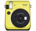 Fujifilm instax mini 70 sárga