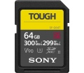 Sony SDXC 64GB Tough UHS-II CL10 U3 V90