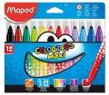 Maped Filctoll Color`Peps Maxi, 12 szín