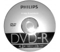 Philips DVD-R47 16x + keskeny tok