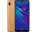 Huawei Y6 2019 DS borostyánbarna