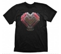 "Starcraft 2 T-Shirt ""Terran Heart"", M"