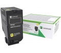 Lexmark CS720, CS725, CX725 7000 oldal sárga