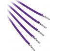 BitFenix Alchemy 2.0 5db modul. kábel 60cm lila
