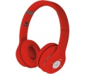 Bontott Omega Freestyle FH0915 piros headset