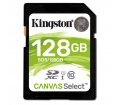 Kingston Canvas Select SD 128GB UHS-I CL10