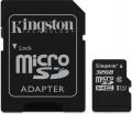 Kingston Canvas Select microSD 80MB/s 32GB + adap.