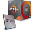 AMD Ryzen 5 3600X AM4 BOX (Wraith Spire)Processzor