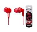 Panasonic RP-HJE125E-R fülhallgató piros