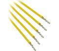 BitFenix Alchemy 2.0 5db modul. kábel 60cm sárga