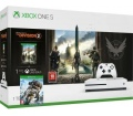 MS Xbox One S + TC's Division 2 + Ghost Recon Bre.