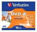 Verbatim DVD-R 4,7GB 16x nyomtatható