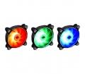 Lian Li Bora BR Lite RGB PWM ventilátor fekete