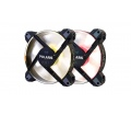 In Win Polaris RGB Twin Pack Aluminium 12cm