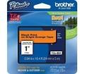 Brother P-touch TZe-B51 laminált szalag