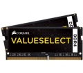 Corsair Value DDR4 2133MHz 16GB CL15 KIT2 Notebook