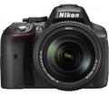 Nikon D5300 + 18-140 VR KIT